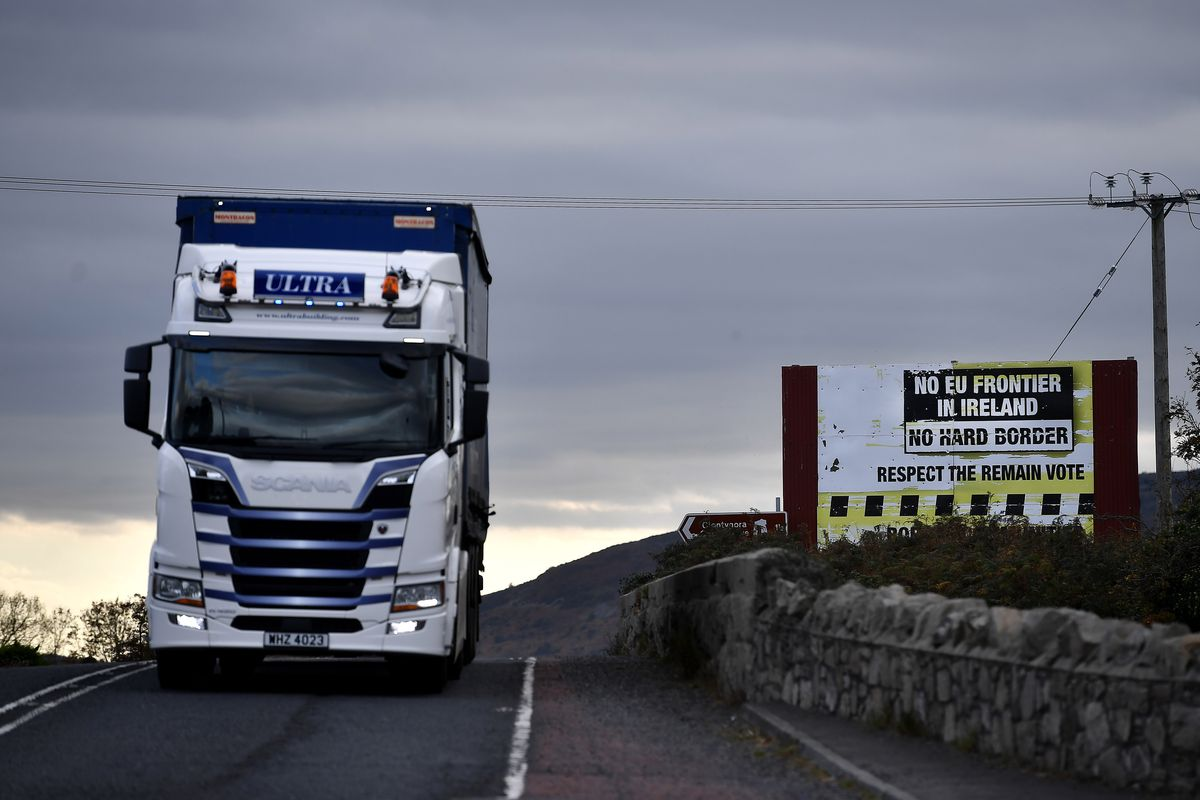 The British Government Prepares New Proposals On Irish Border Brexit Issue