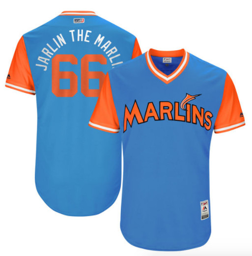 0760a855bc3 Ranking the Marlins Players Weekend nicknames - Fish Stripes