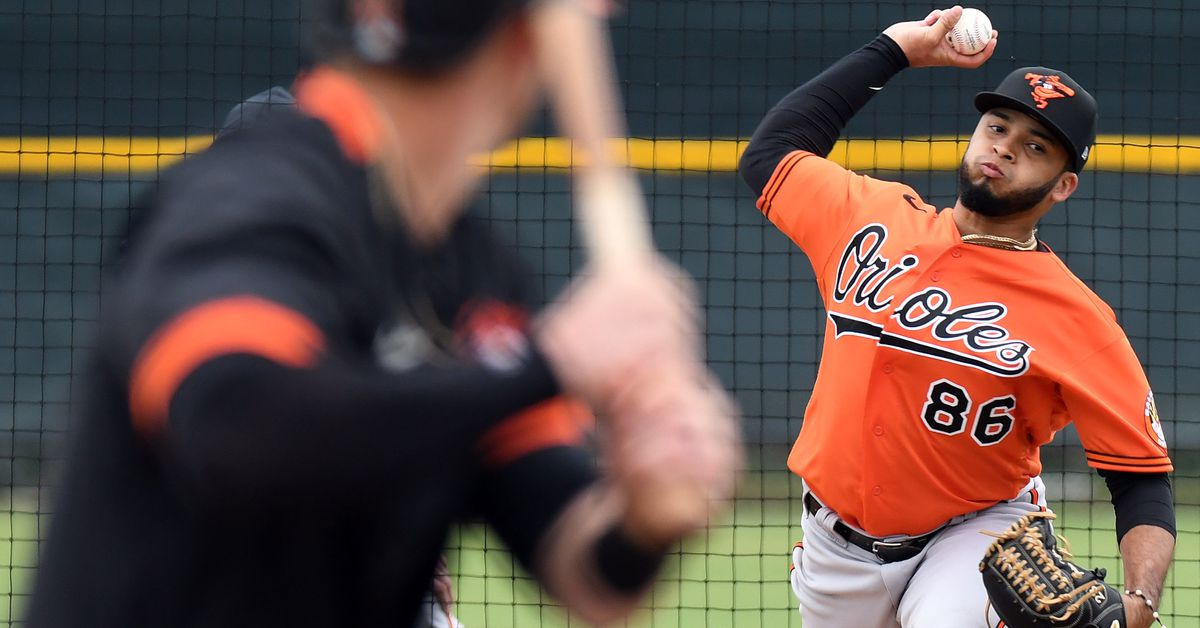 Orioles spring training games start today