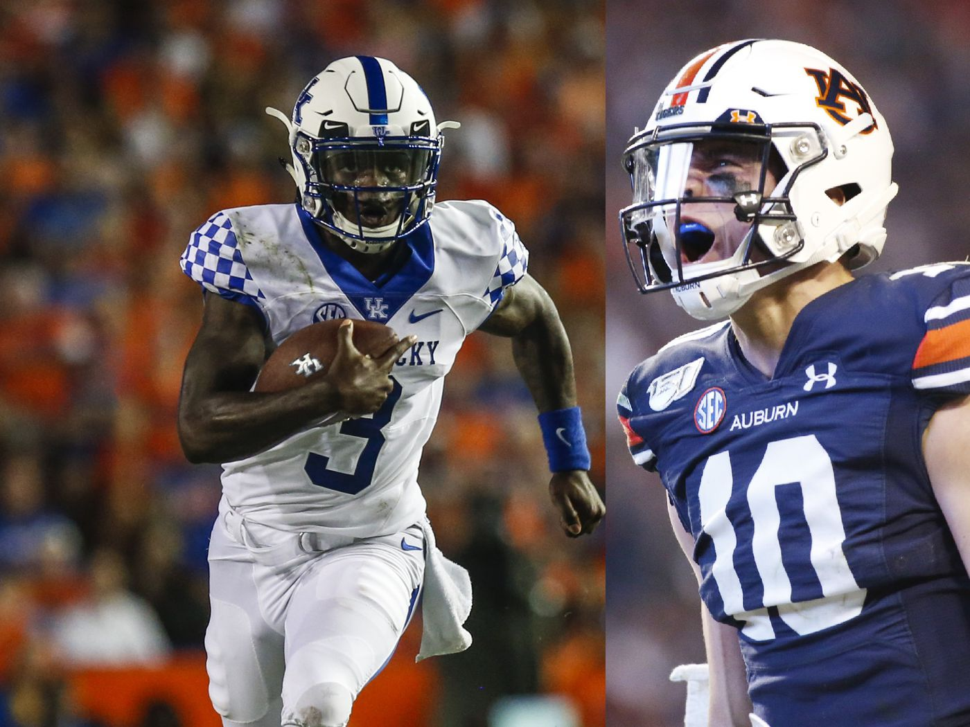 Kentucky Wildcats Vs Auburn Tigers Game Time TV Channel Online Stream Odds And More A Sea Of Blue