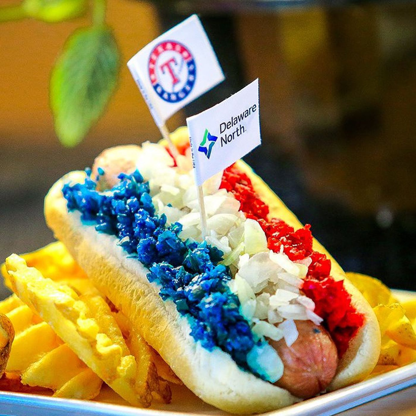 Texas Rangers Fans Who Seriously Miss Ballpark Food Can Now Have It  Delivered at Home - Eater Dallas