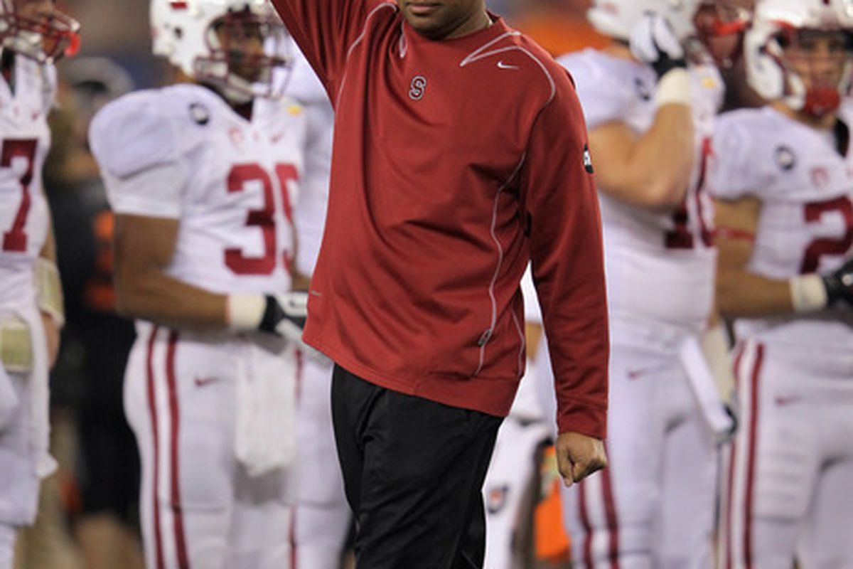 Where will David Shaw be in 10 years? Hopefully winning games at Stanford.