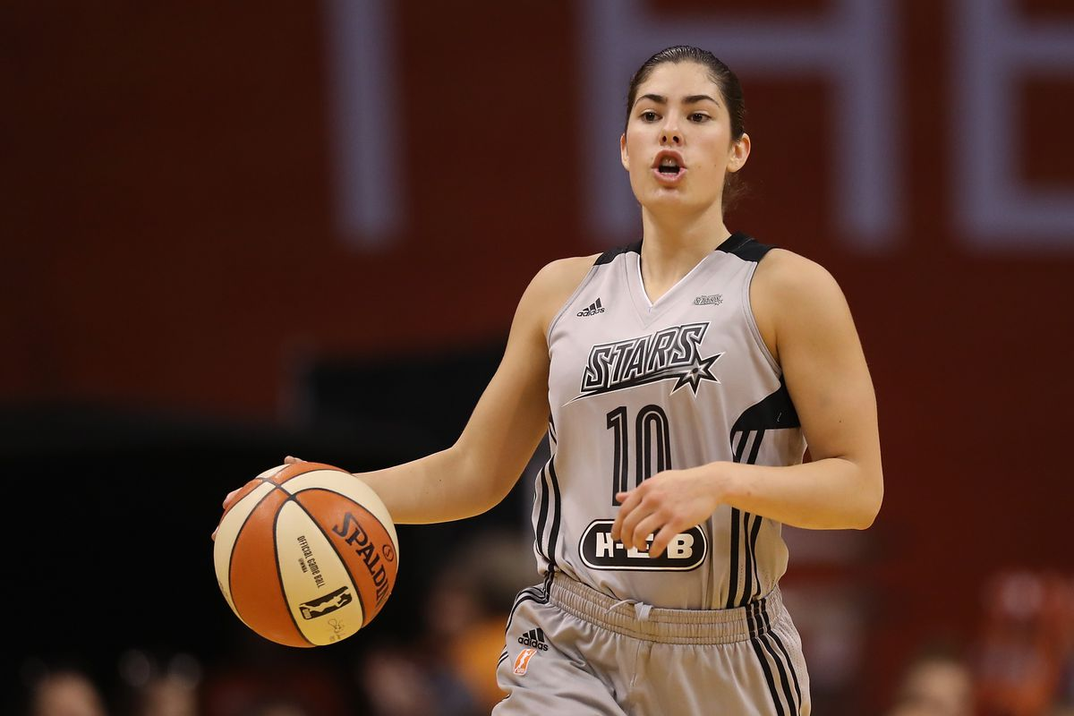 Kelsey Plum has been activated ahead of the Aces' season ...