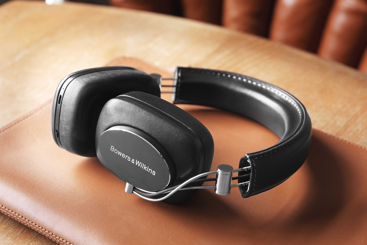 9cdec209512 Bowers & Wilkins' best headphones are now wireless - The Verge