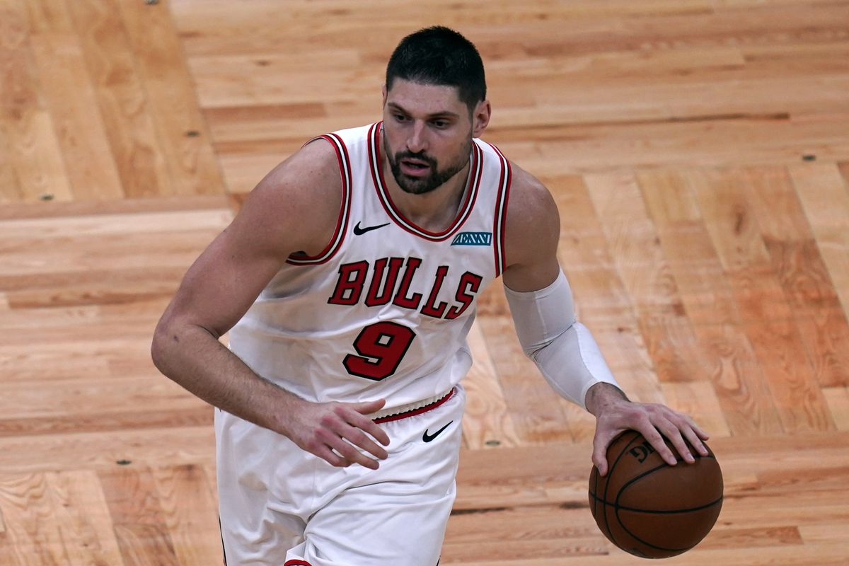 Nikola Vucevic and the Bulls have a difficult path to the NBA postseason.