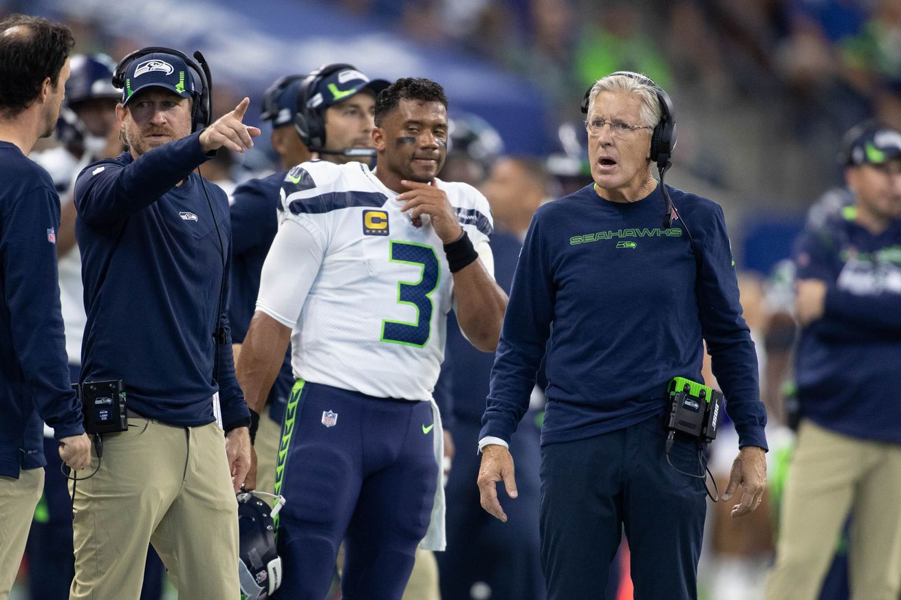 NFL: Seattle Seahawks at Indianapolis Colts