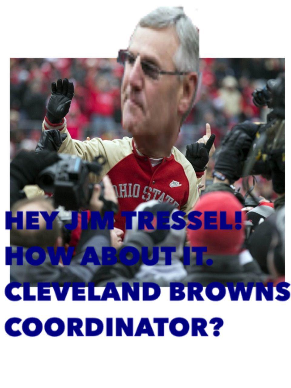 Jim Tressel OC