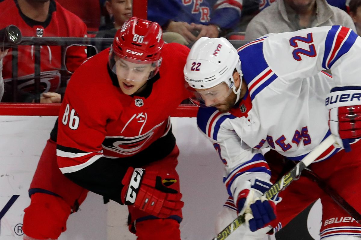 Carolina Hurricanes vs. New York Rangers: Game Lineups, Time, How to Watch, Discussion