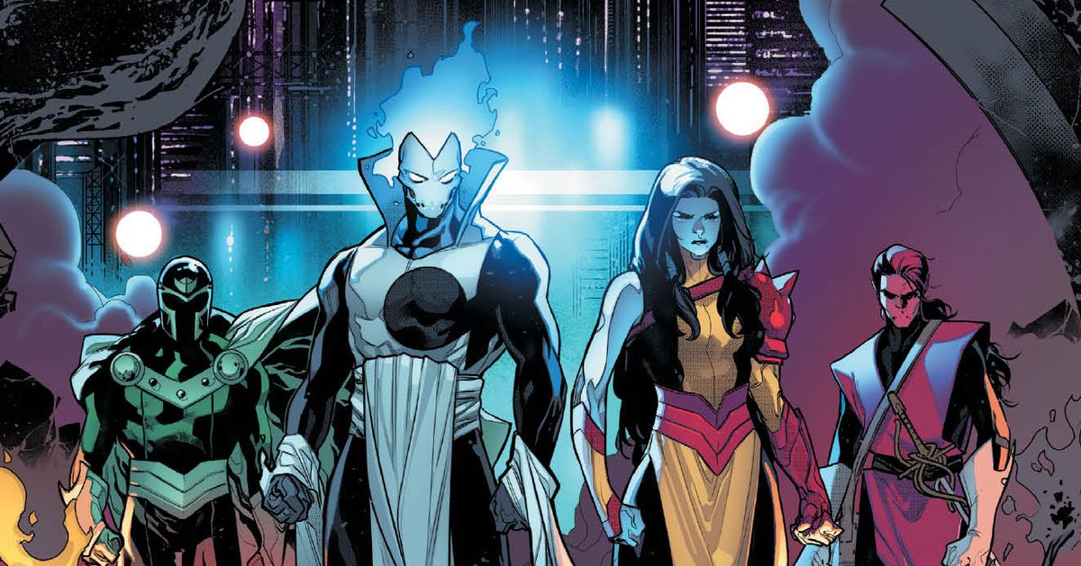 The X-Men's dark future in Powers of X is not what we thought it was