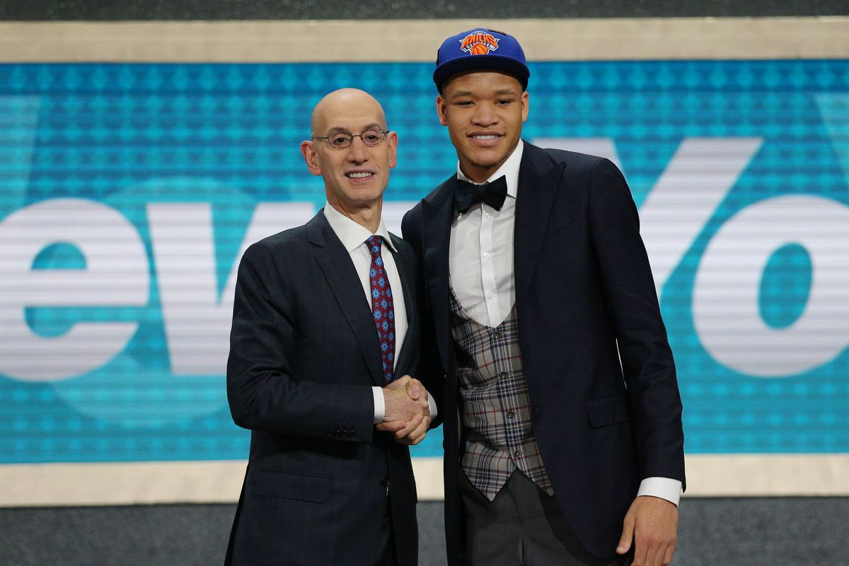 Uk Basketball: Kevin Knox Ready To Prove Booing Knicks Fans Wrong