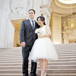 Michael Harris and Lily Tsen from San Francisco