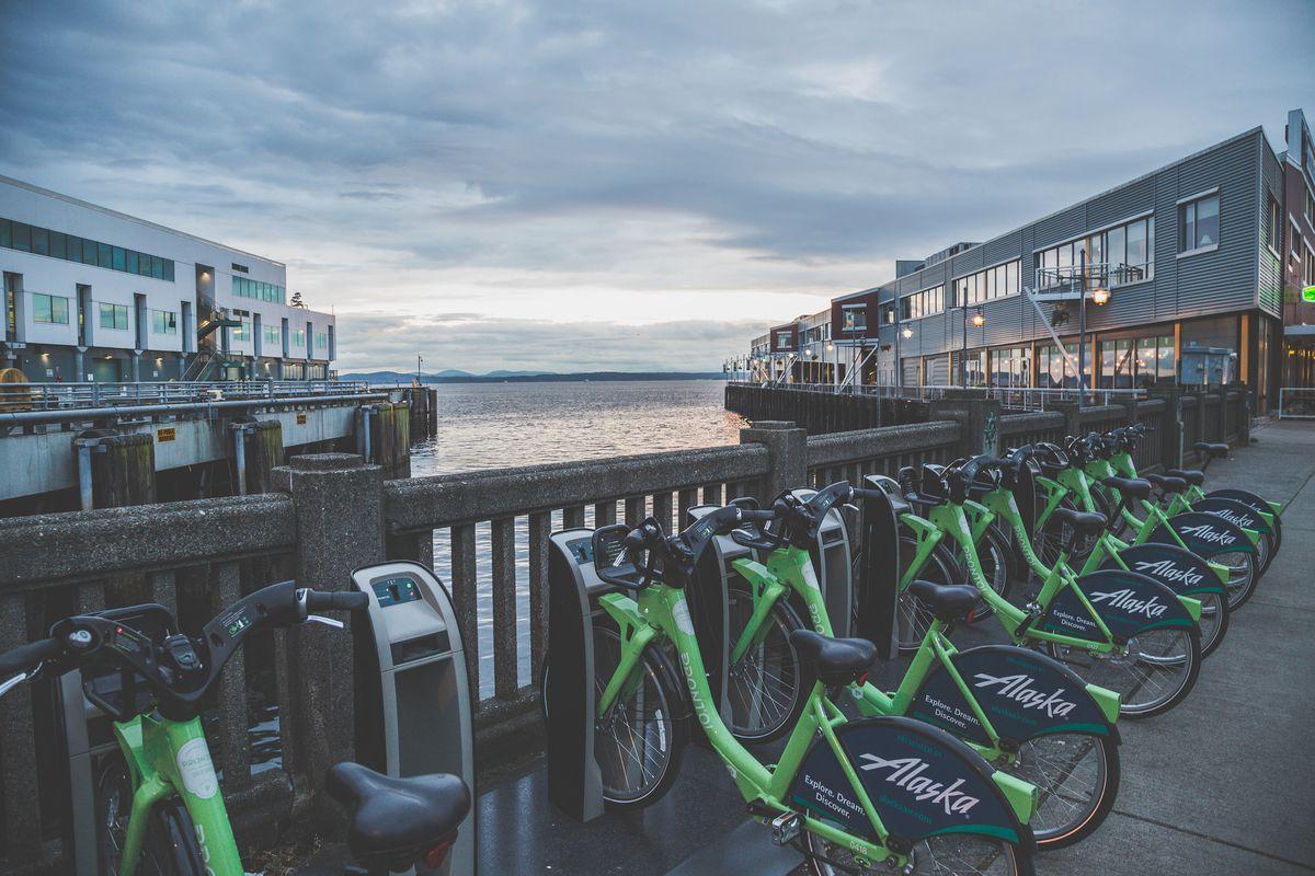 pronto cycle share