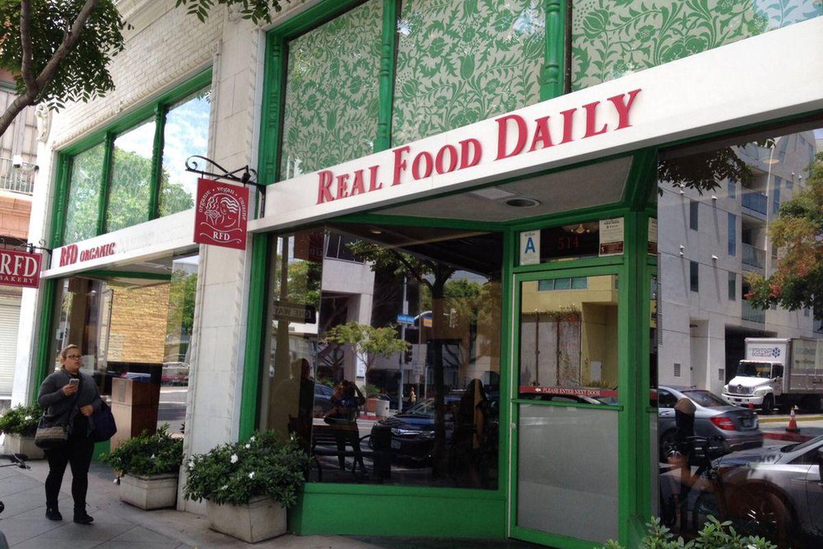 Real Food Daily, Santa Monica