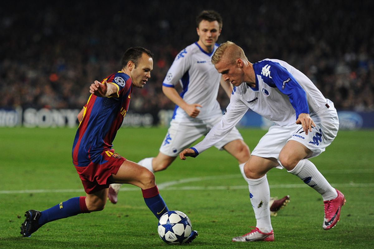 Copenhagen lost to Barcelona at the Camp Nou but fought to a creditable 1-1 draw against the same opposition at home. How will Chelsea match up against them?