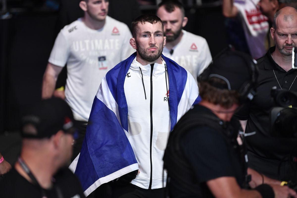 UFC Fight Night: Johnson v Ray