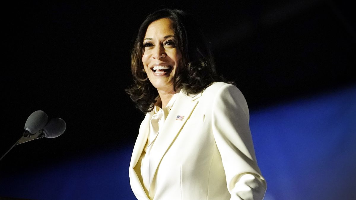 Kamala Harris Speech I May Be The First Woman To Hold This Office But I Won T Be The Last Vox