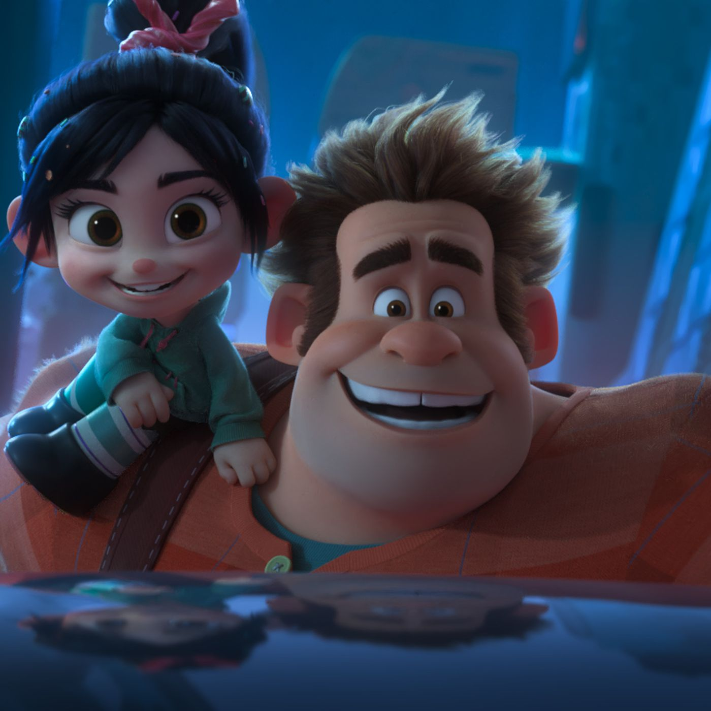 Ralph Breaks the Internet's directors say the Gord character came