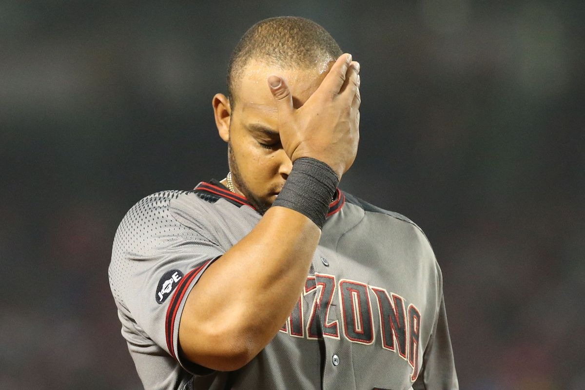 Yasmany Tomas sums up the game