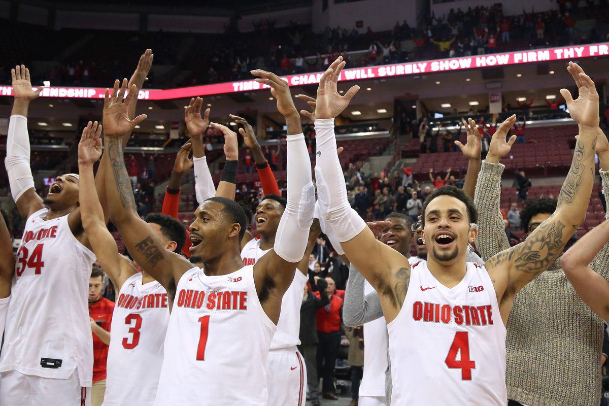 NCAA Basketball: Villanova at Ohio State