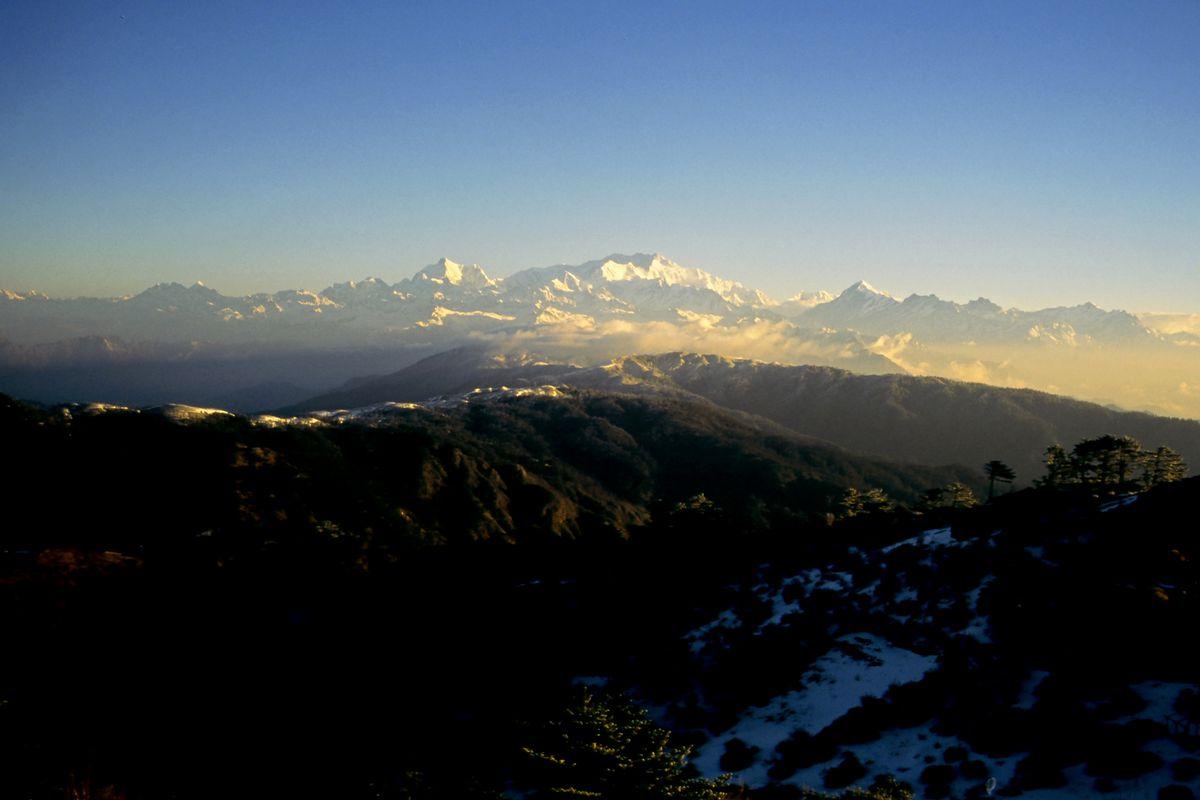 India - Sikkim - Kangchenjunga