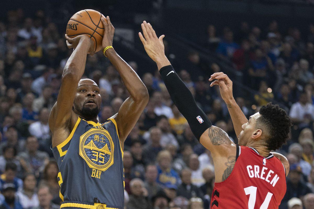 NBA: Toronto Raptors at Golden State Warriors