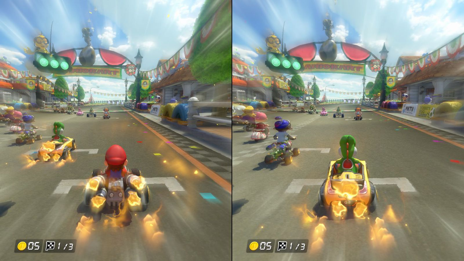 Mario Kart Is The First Game To Make Good On The Switchs -2953