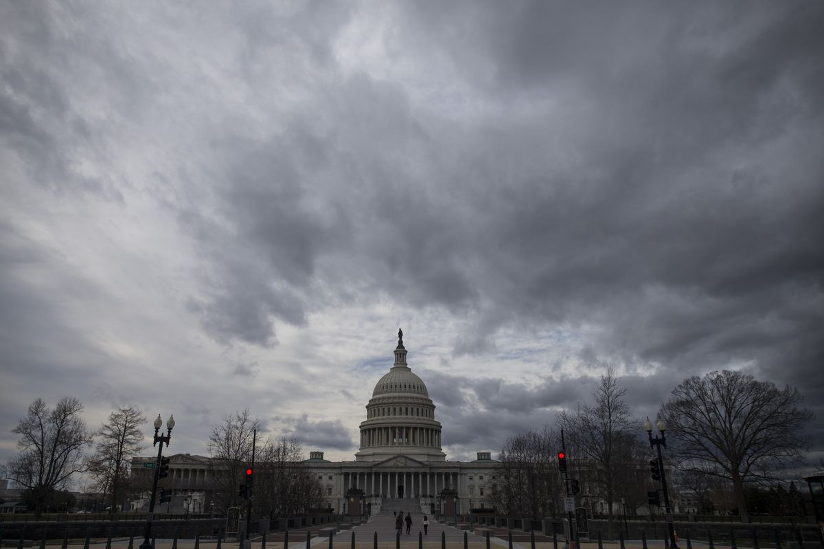 Government Shutdown Continues As Democrats Prepare To Take Over House Leadership