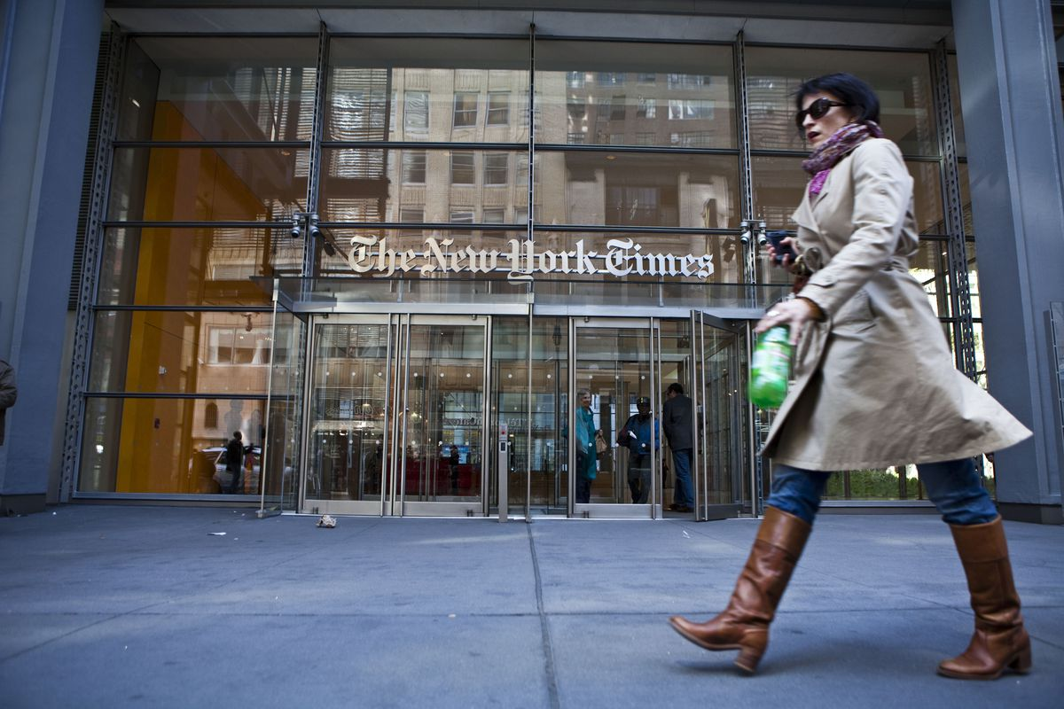 The New York Times wants to save itself by becoming like Netflix