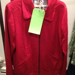 Sample Jacket, $40