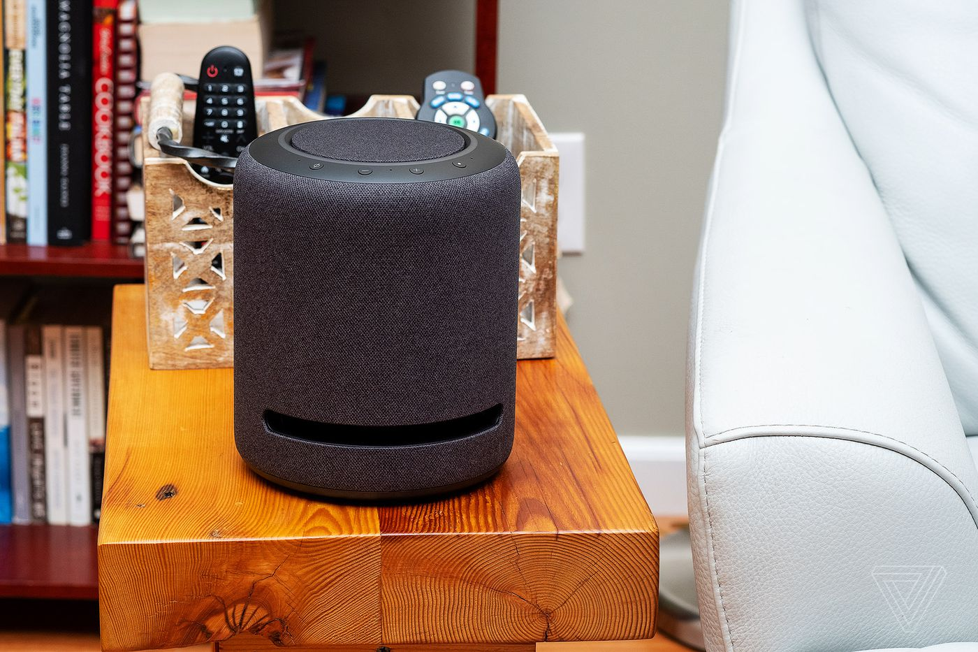 Amazon Echo Studio Review Finally An Echo That Sounds Great The Verge