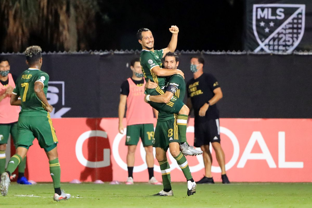Philadelphia Union v Portland Timbers: Semifinals - MLS Is Back Tournament