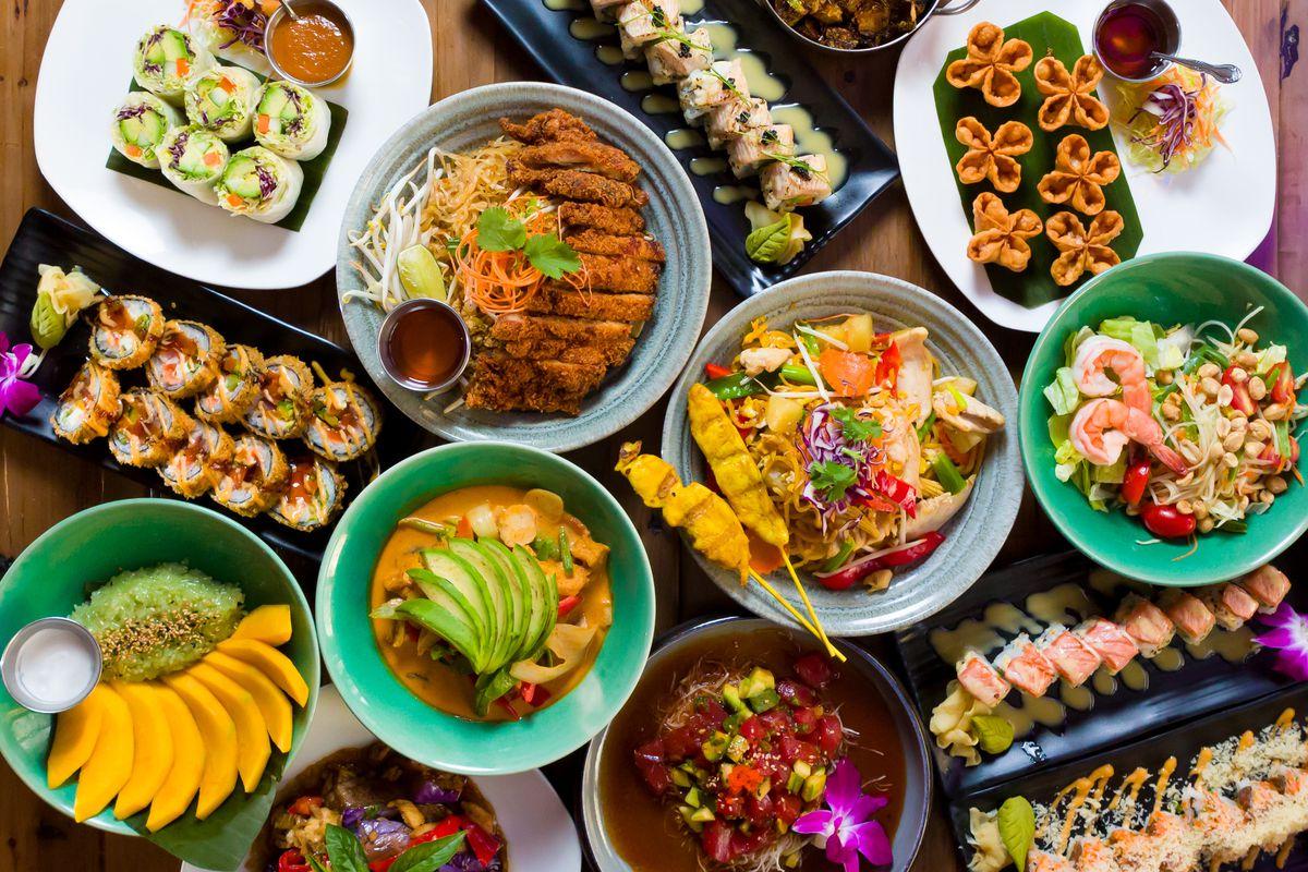 Astonishing Sweet Rice Thai And Sushi Restaurant To Open In Jamaica Download Free Architecture Designs Momecebritishbridgeorg