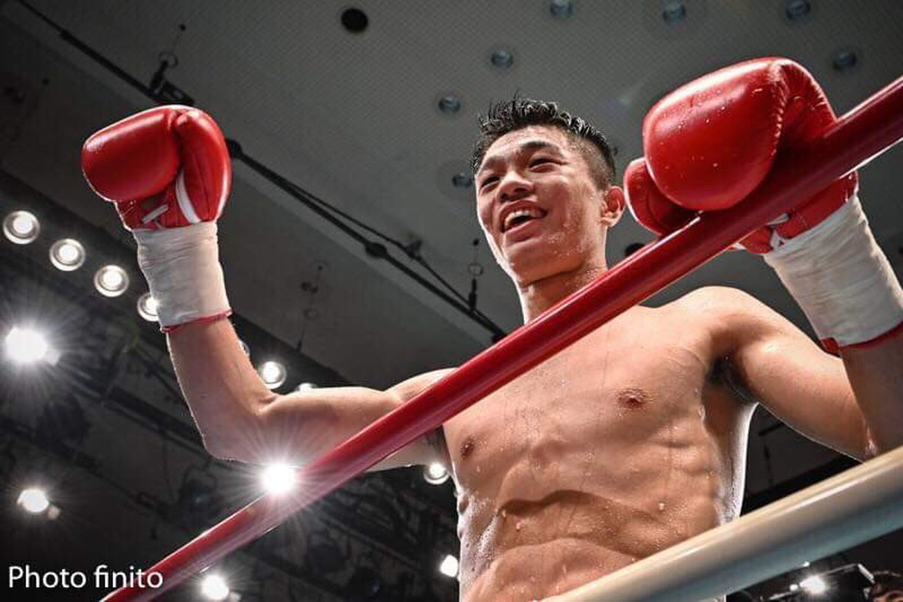 EUJ7GIdUEAEkec3.0 - Nakatani-Magramo title fight planned for July 4