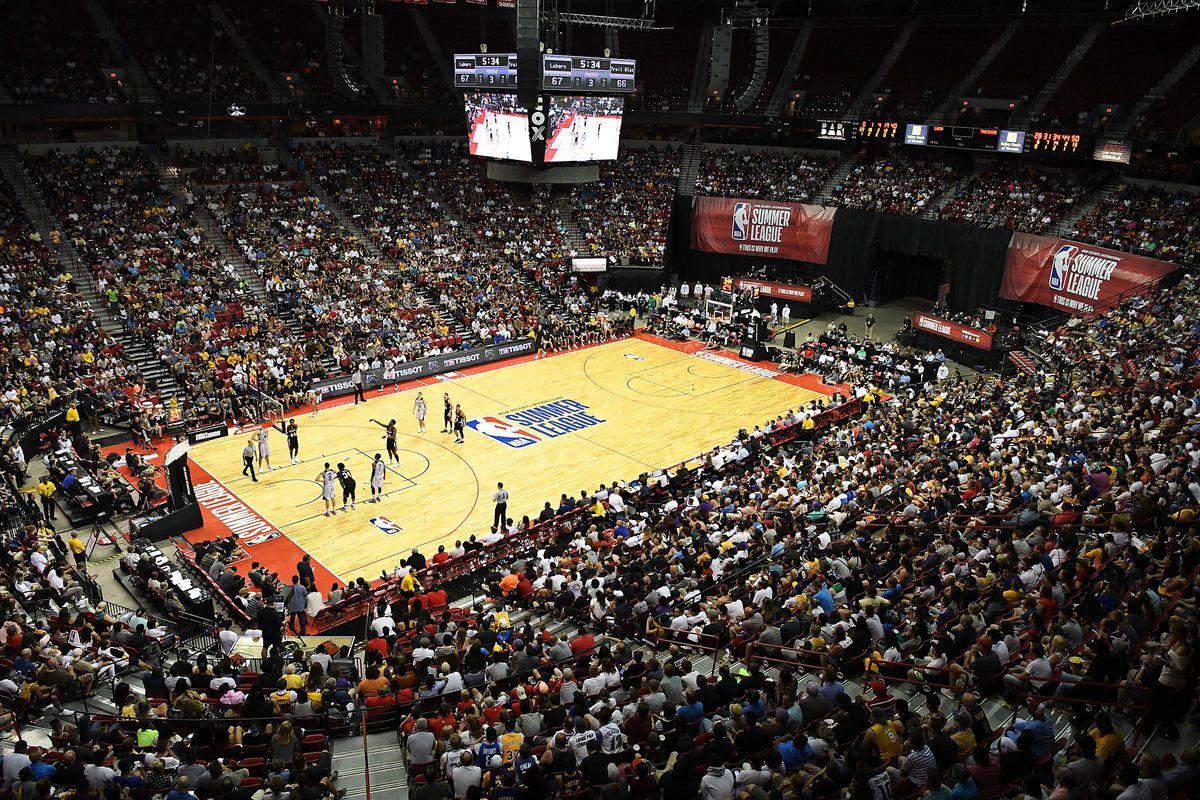 Las Vegas NBA Summer League Primer  Schedule 9e2329f1e