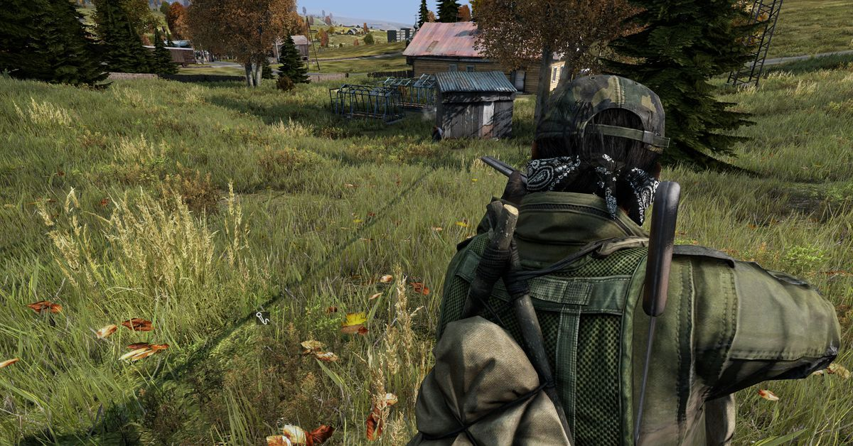 Xbox One Owners Will Get A Chance To Play Dayz Bohemia Interactives Survival Game Set In A Zombie Infested World Later This Month