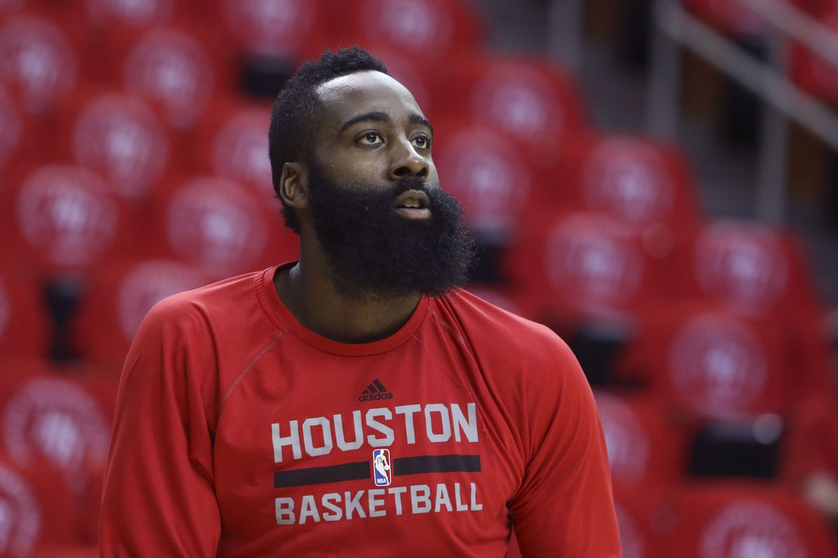 6a15d2dcebb Rockets James Harden offered a  200 million shoe deal from Adidas ...