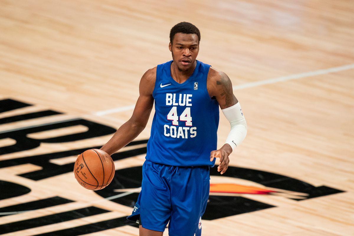 NBA: Delaware Blue Coats at Lakeland Magic