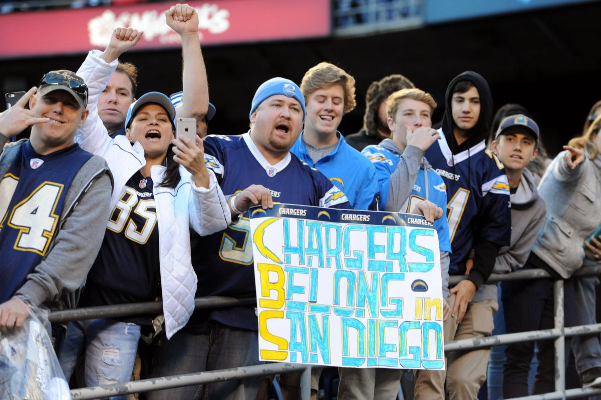 NFL: Kansas City Chiefs at San Diego Chargers