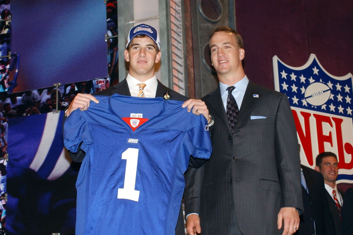 2004 NFL Draft - Day One