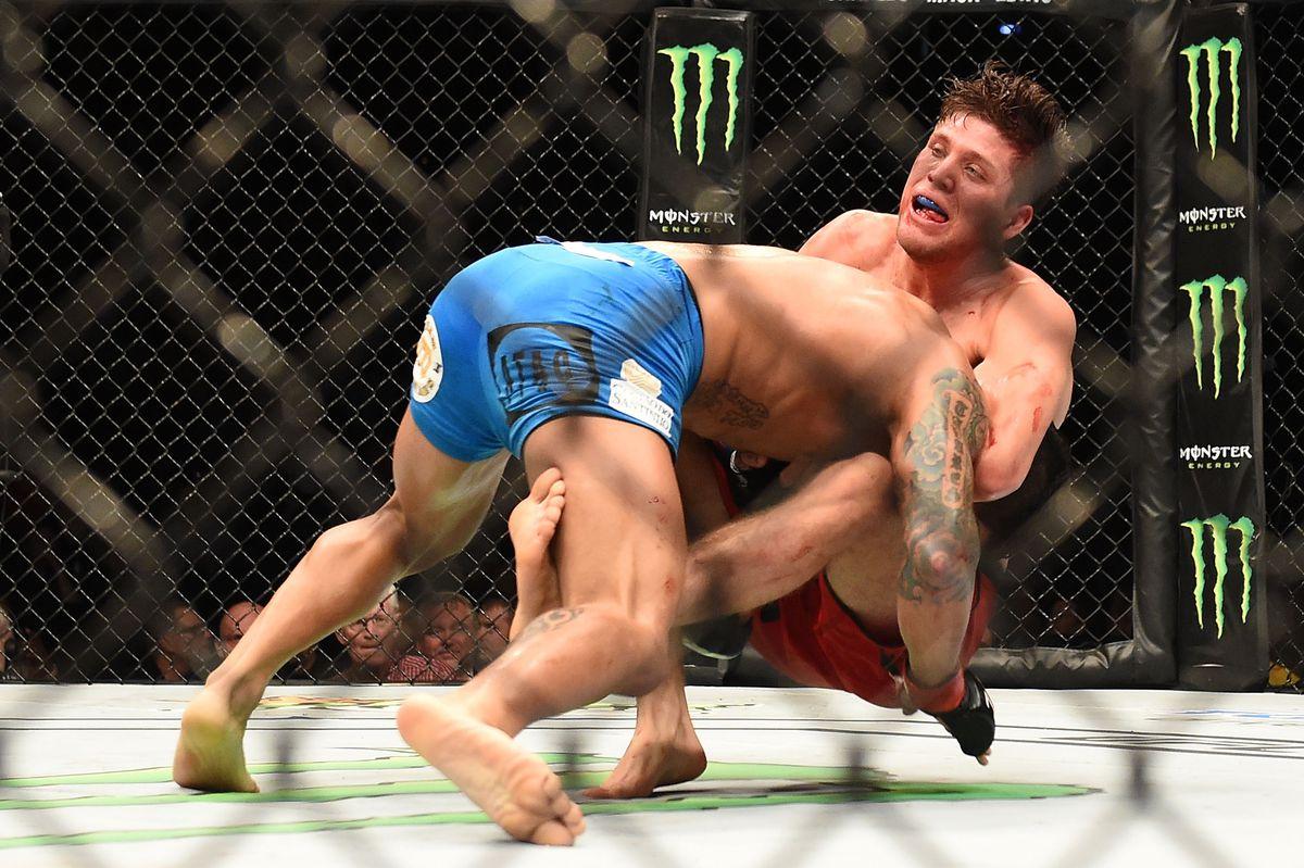 UFC Fight Night: Tavares v Ortega