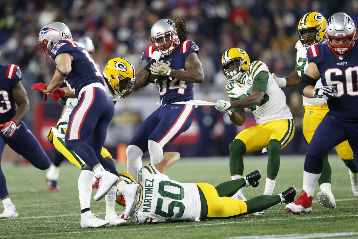 big sale 4176b a9698 Patriots vs Packers recap and final score: New England ...
