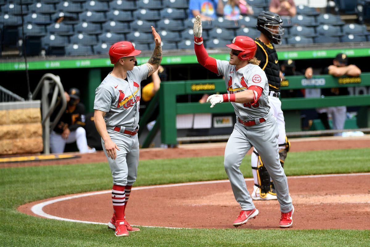 St Louis Cardinals v Pittsburgh Pirates