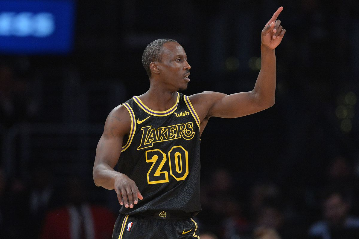 4fbce7db0 Andre Ingram debuted for the Lakers after a decade in the G-League and  captured the heart of the NBA