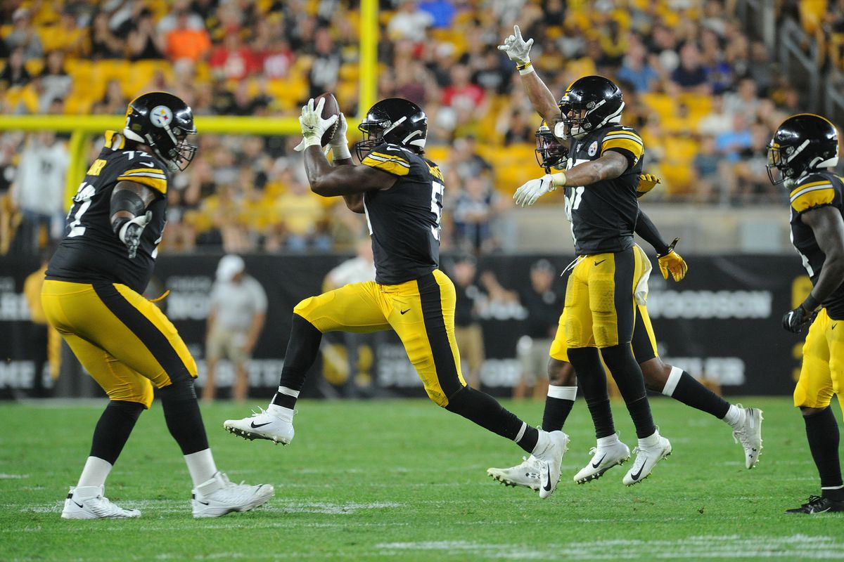 f85503d7 Report Card: Grading the Steelers preseason win over the Chiefs ...