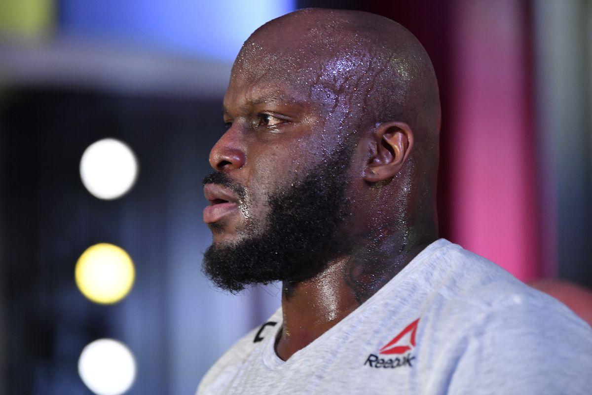 UFC Fight Night: Curtis Blaydes v Derrick Lewis