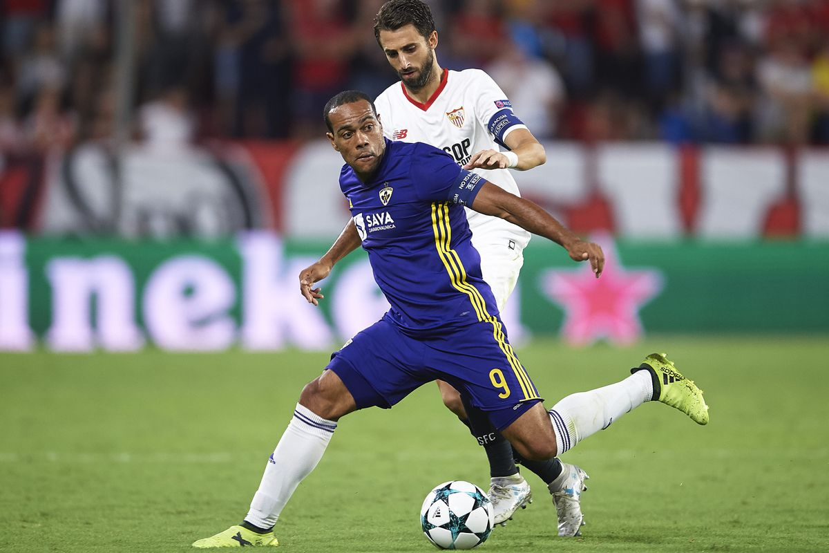 Sevilla v NK Maribor - UEFA Champions League