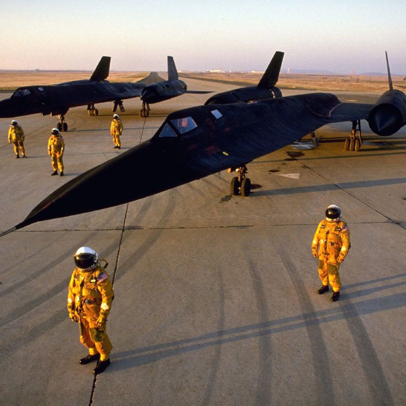Flying the world's fastest plane: Behind the stick of the SR