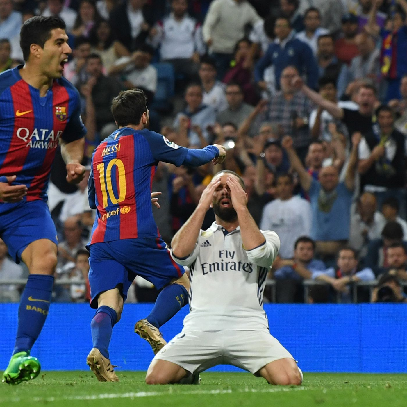 e34d01defeb9 El Clásico 2017  Real Madrid should have known Lionel Messi would break  their hearts