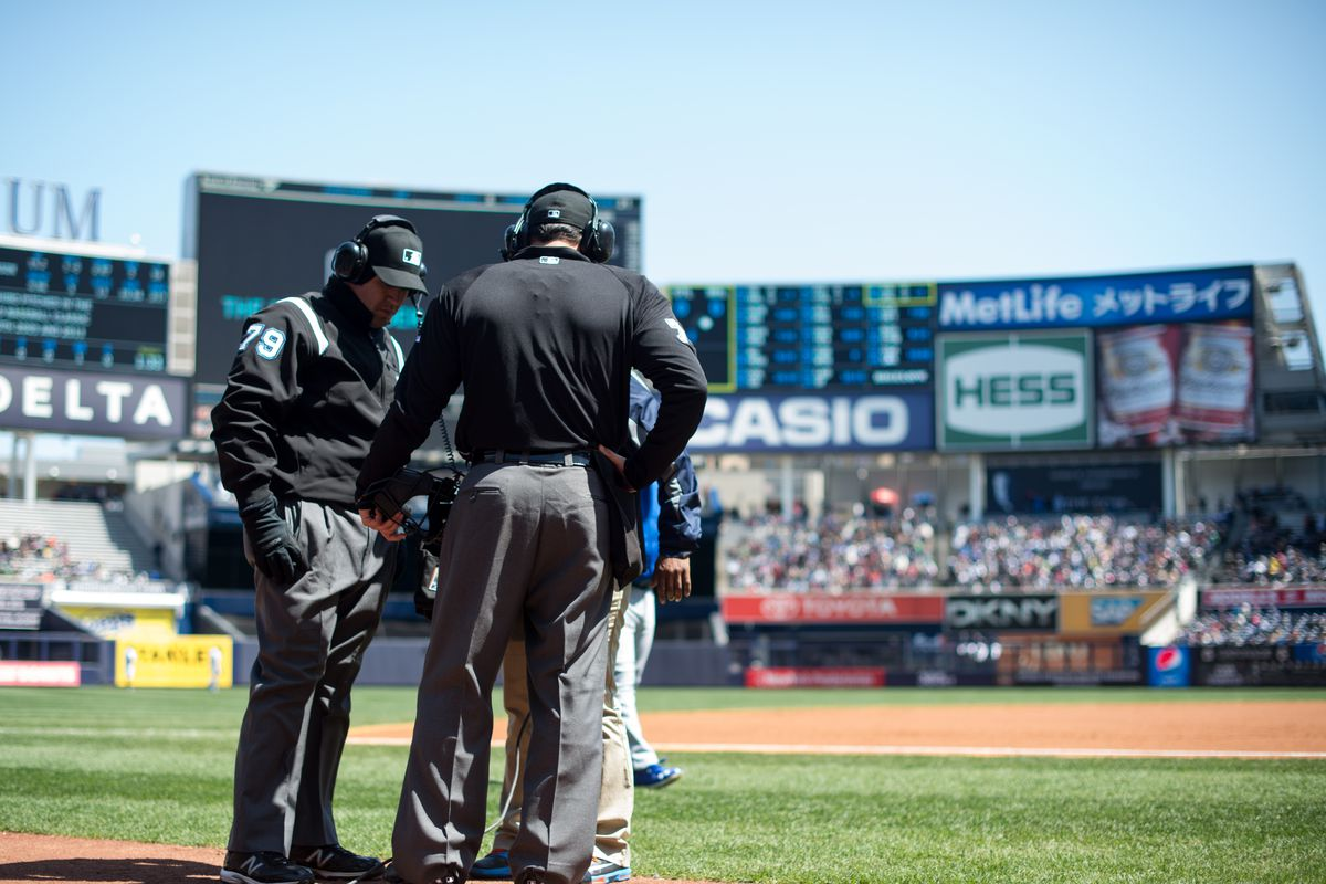 Chicago Cubs v. New York Yankees