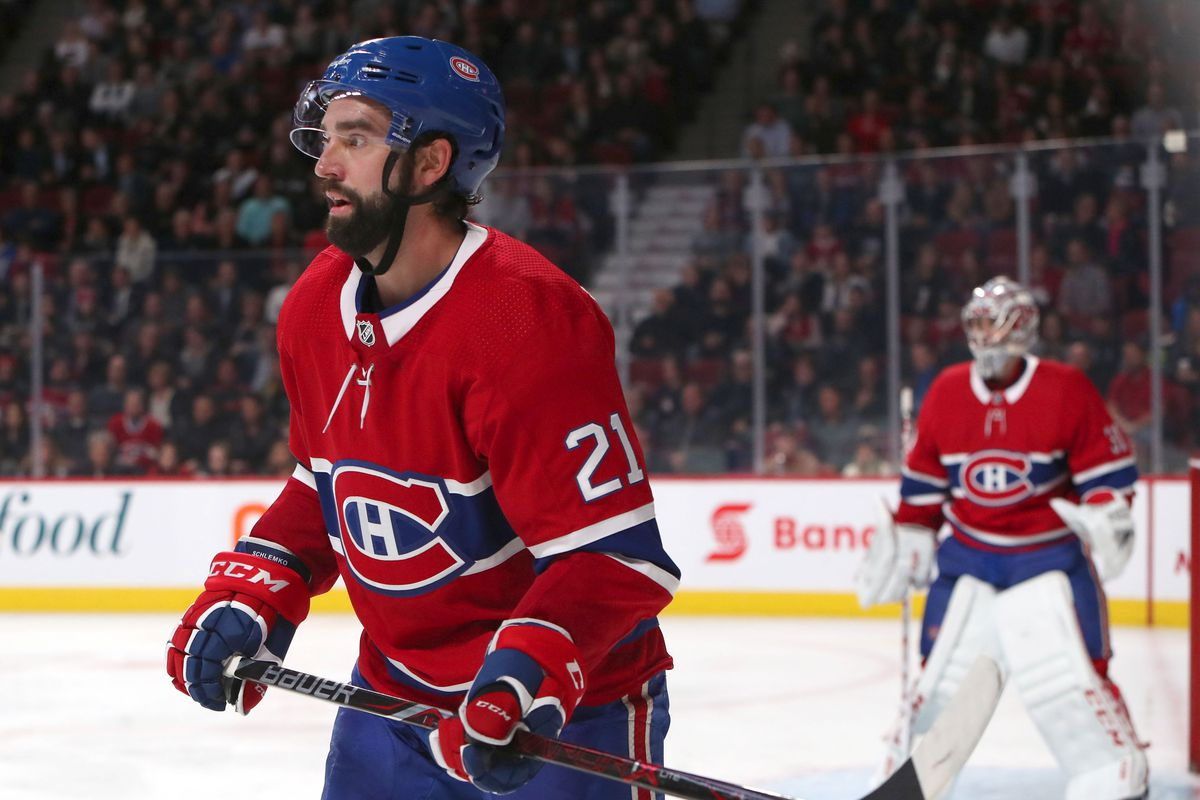 Montreal Canadiens place David Schlemko on waivers
